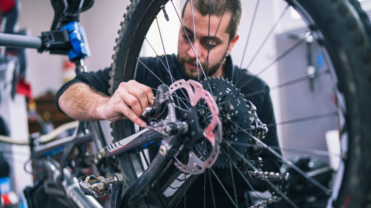Brake Upgrade bike