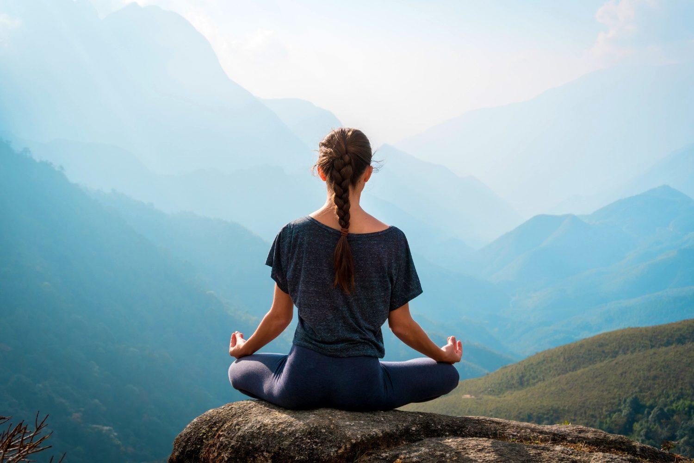 Meditate Glo App