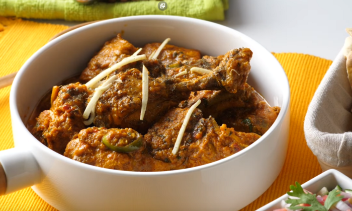 Specifics of White-colored-colored-colored Karahi Chicken Recipes