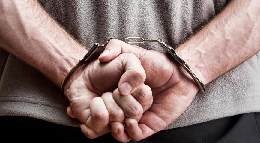 arrest warrant on