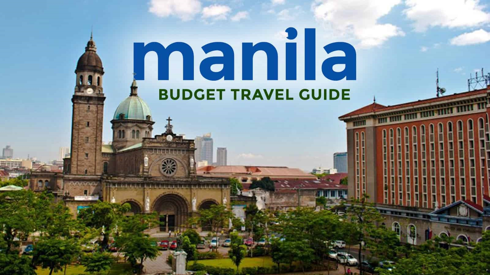 A beautiful trip to Manila: learn what to do, and where to visit