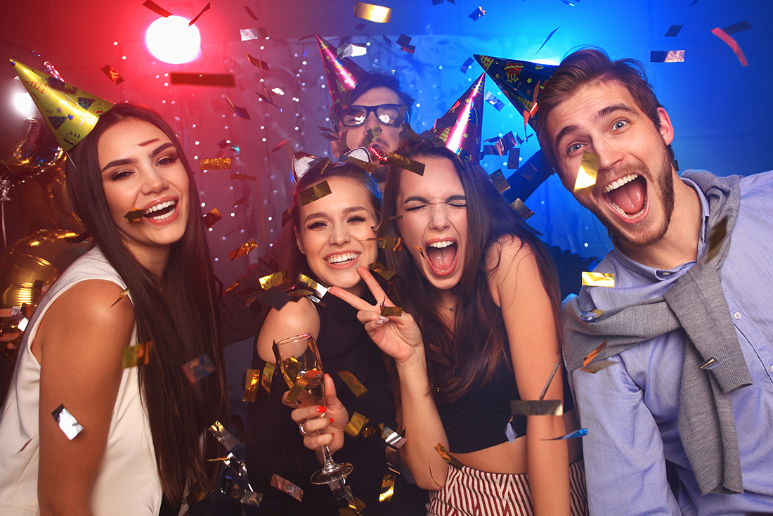 February 14 could also become a party celebration,