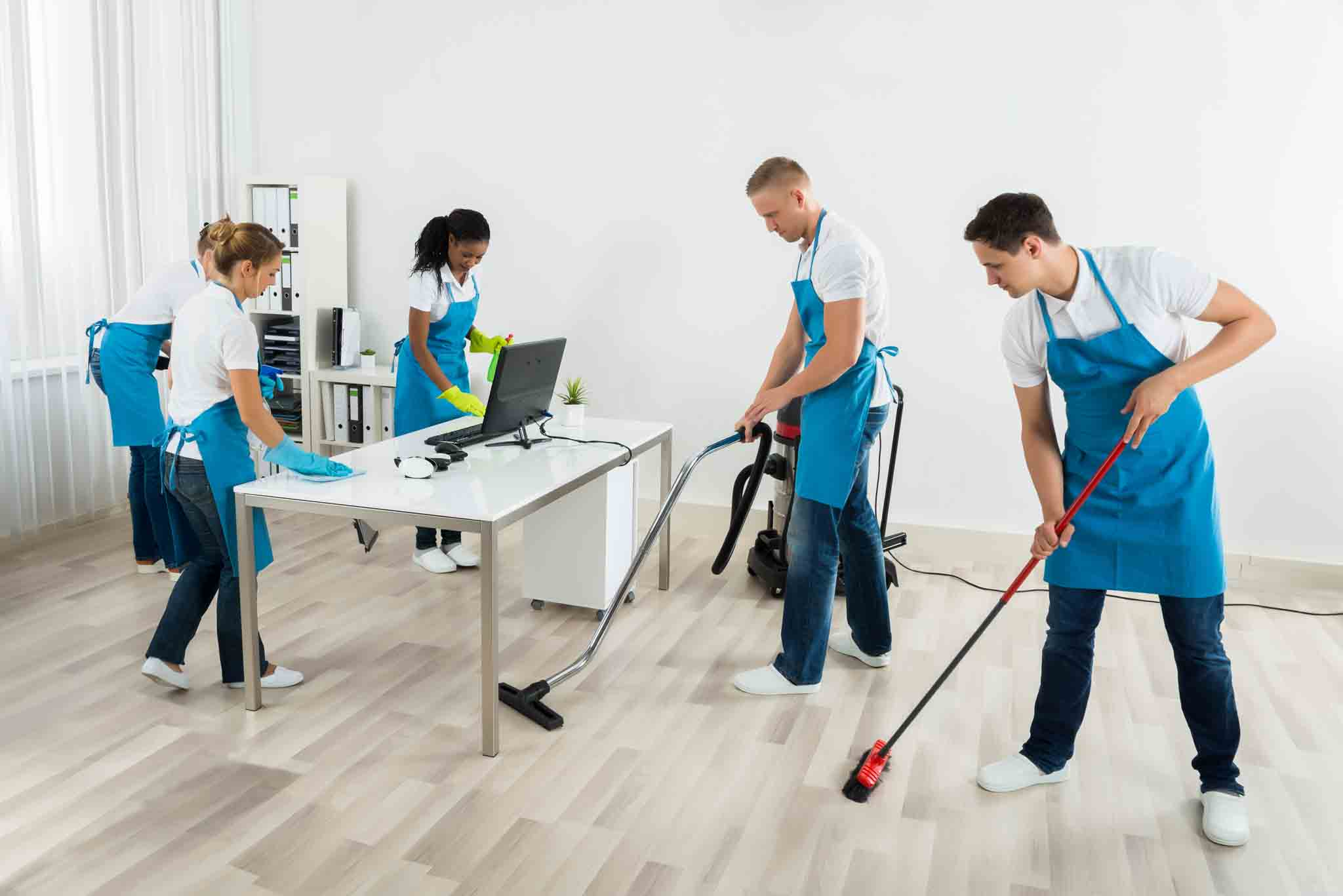Hiring Carpet Cleaning Professionals
