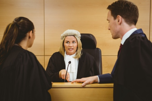 have experience dealing with the court