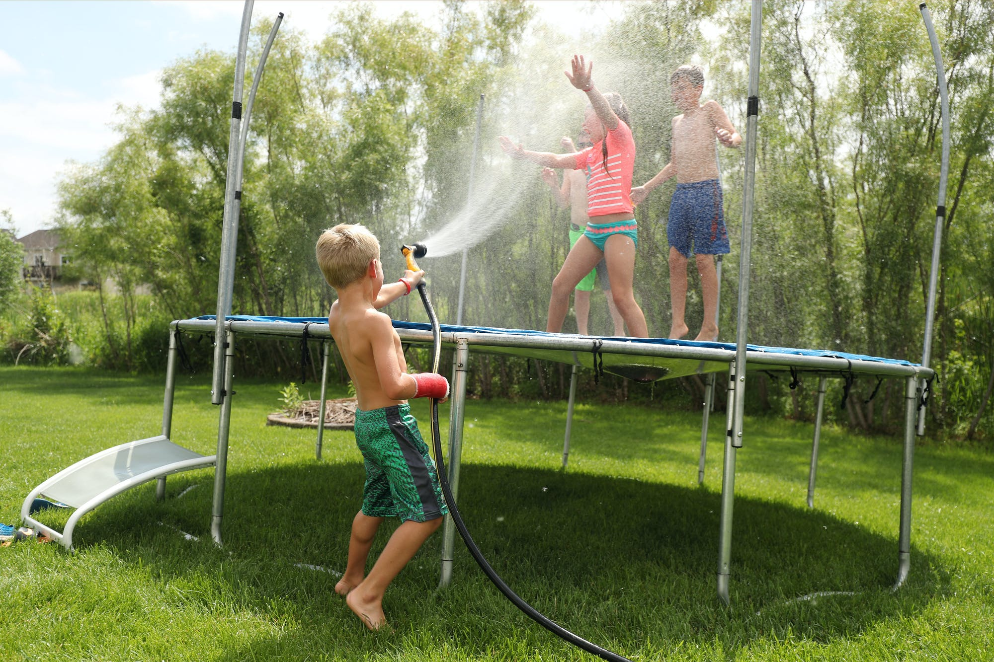 What Are The Best Backyard Trampolines