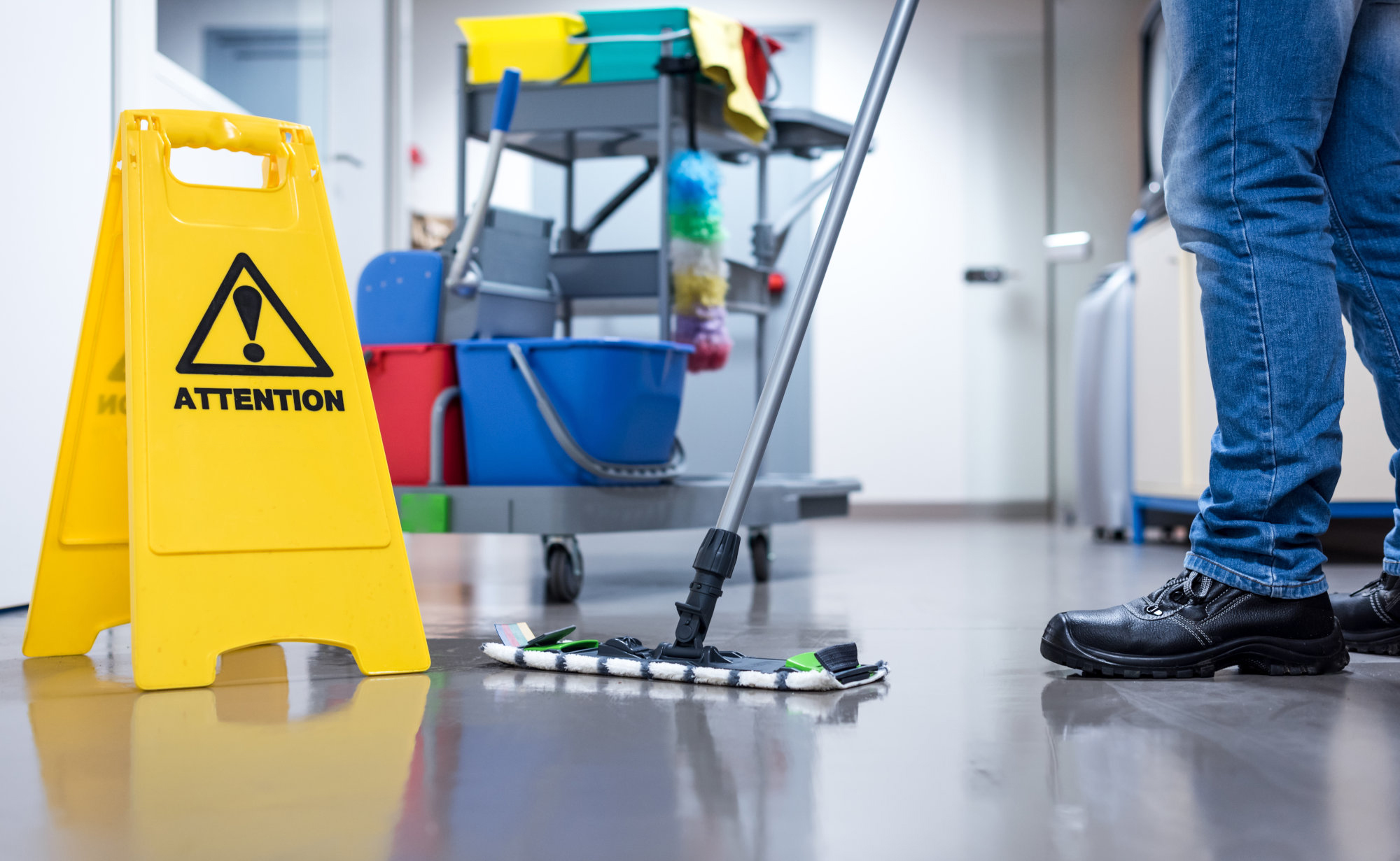 Commercial cleaning Janitorial Cleaning Services
