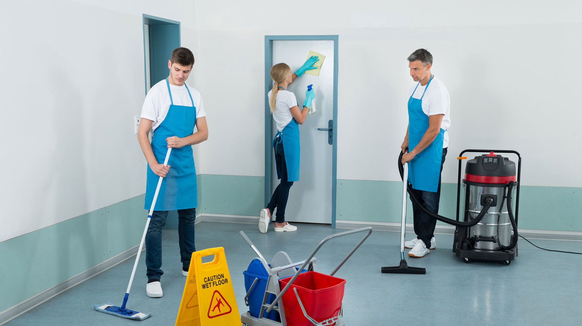 Do You Know The Basic Difference Between Commercial And Janitorial Cleaning Services?