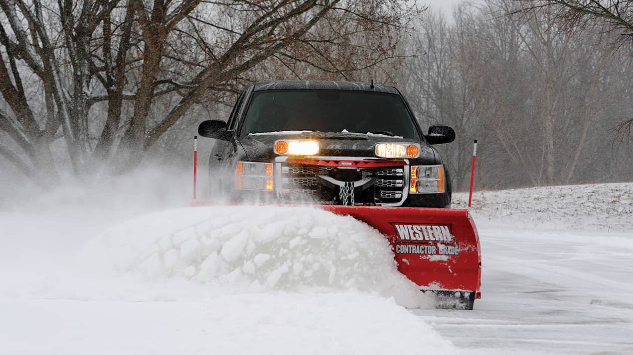 Plowing Services
