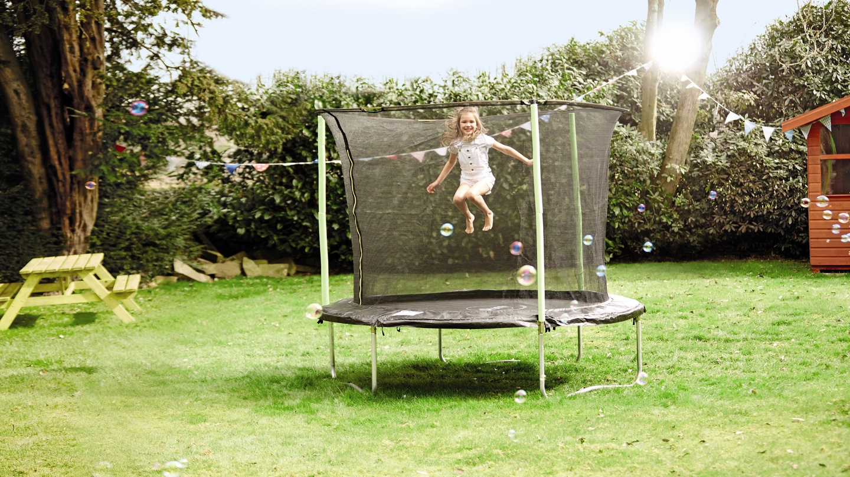 Small Kids Trampoline