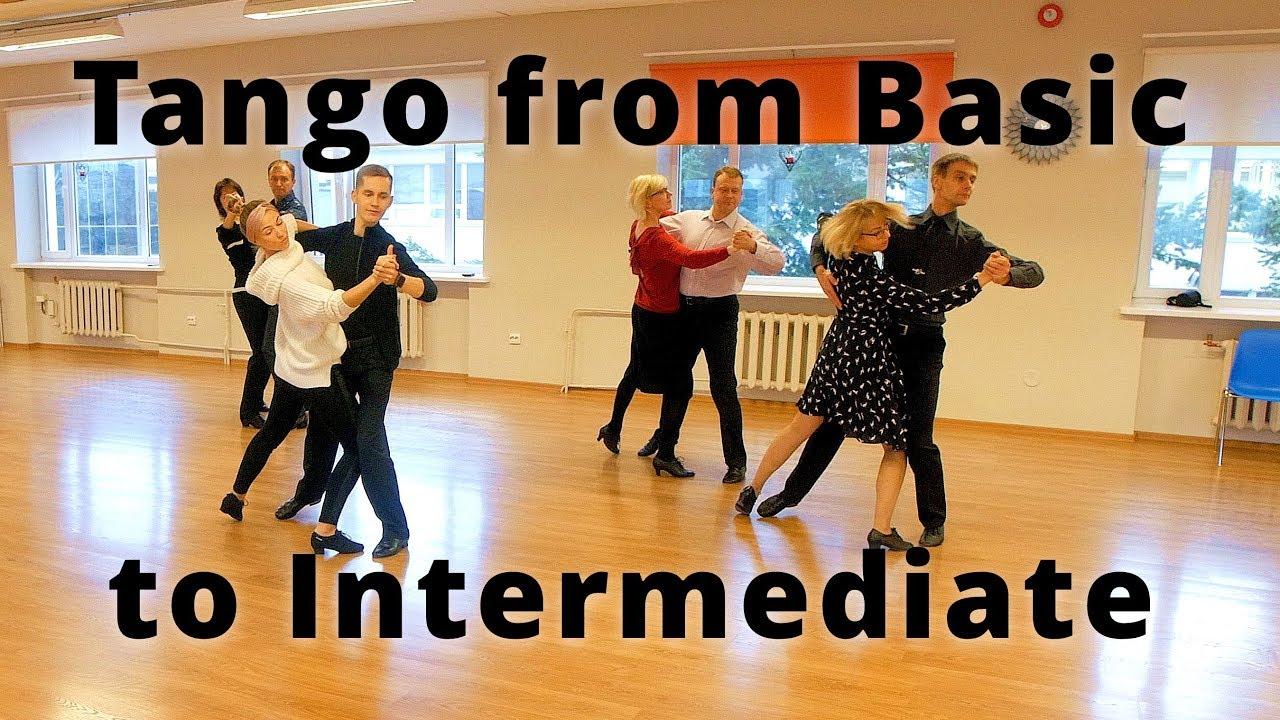 Basics of Tango Dance