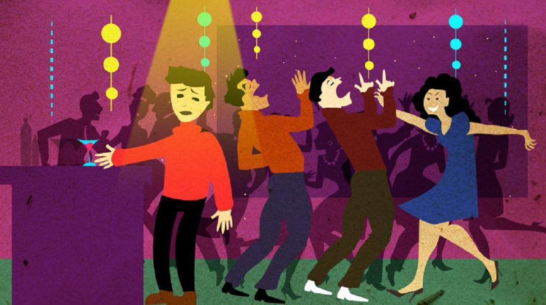 introvert dance