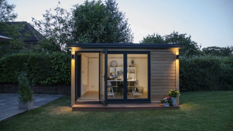 Get Backyard Office Sheds for Work from Home Setup