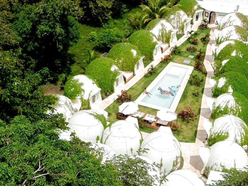 igloo beach lodge