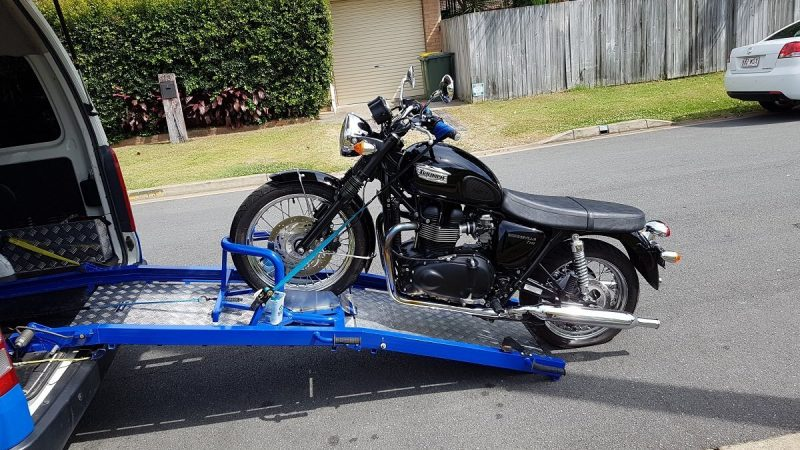 How to Transport Your Motorcycle to Another State or Country