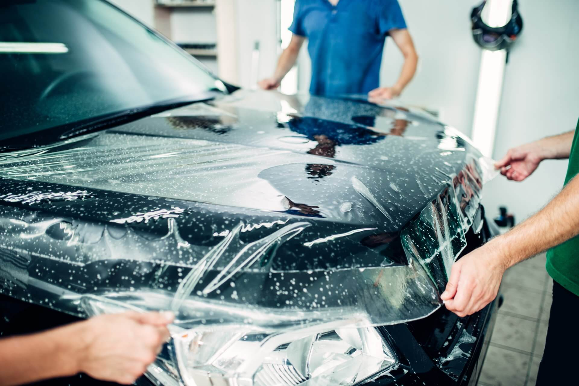 Paint Protection Measures for Your Car