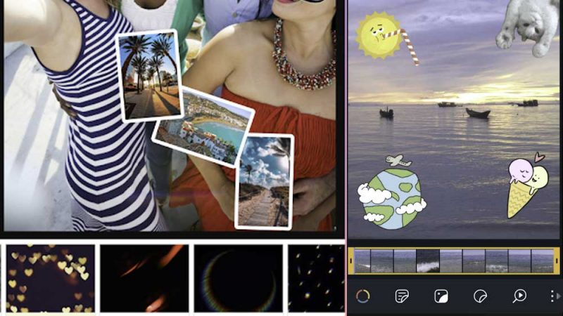 Pixtica – Android camera and Photo Editor